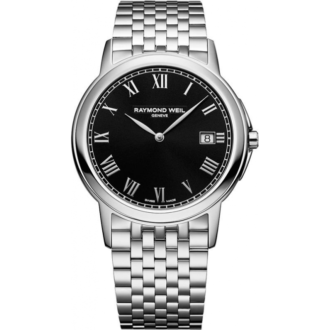 Raymond Weil Mens Tradition Watch 5466-ST-00208