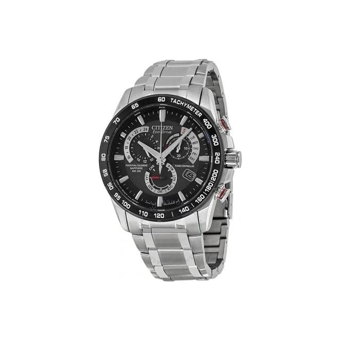 Citizen Mens A-T Alarm Radio Controlled Watch - AT4008-51E