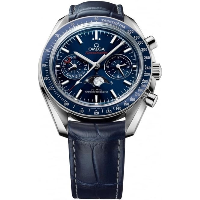 Omega Speedmaster 'Moonwatch' Moonphase Chronometer 44.25mm - 304.33.44.52.03.001