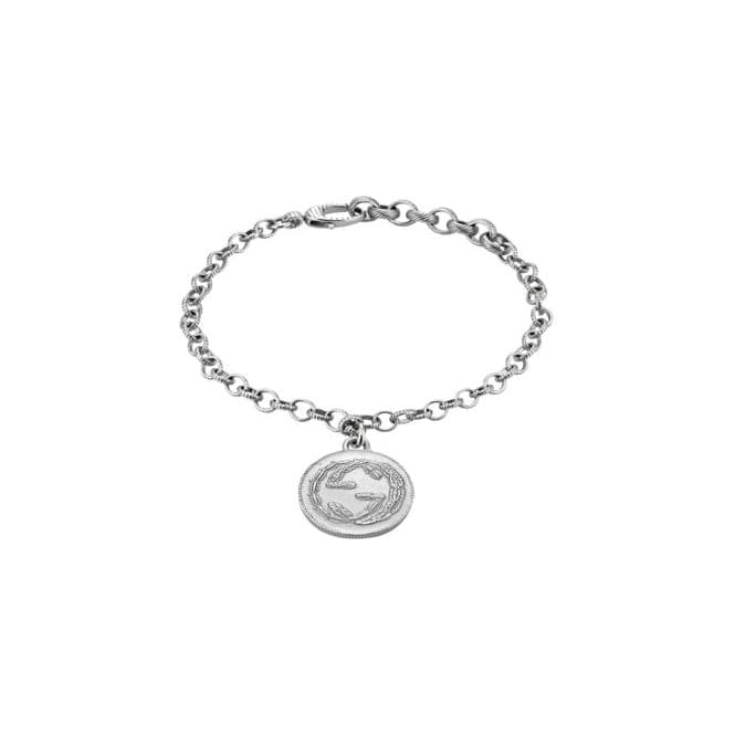 Gucci Jewellery Womens Coin Bracelet Yba433499001