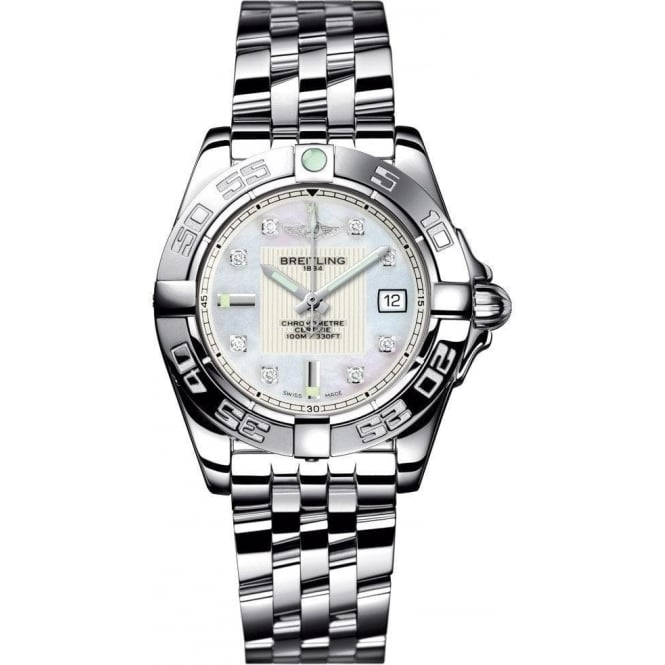Breitling Galactic 32 Ladies A71356L2/A708/367A