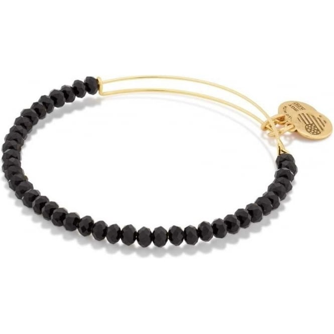 Alex And Ani Eclipse Brilliance Beaded Bangle