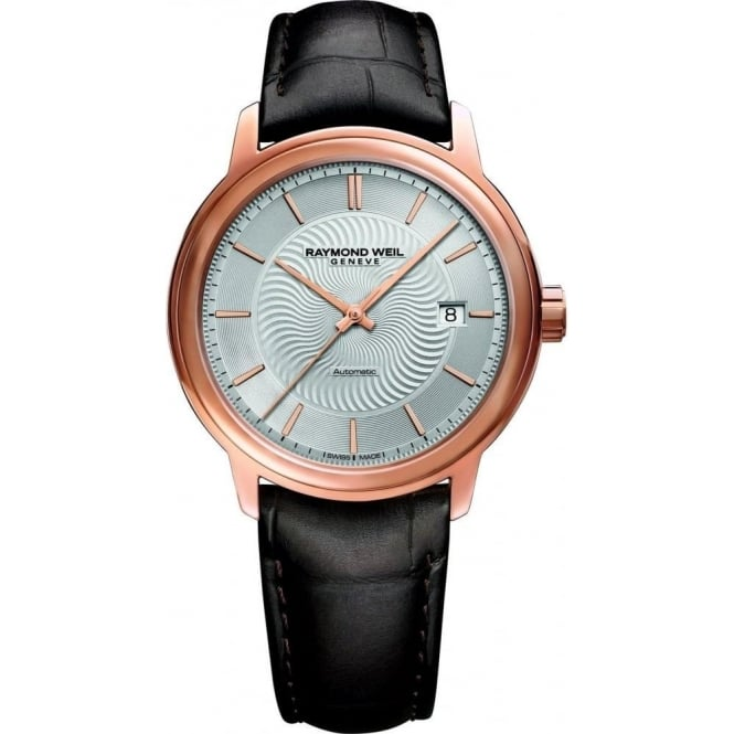 Raymond Weil Gents Maestro Watch 2237-PC5-65001