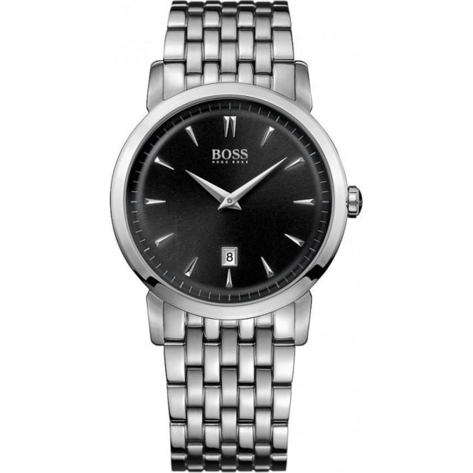 Hugo Boss Mens Stainless Steel Watch 1512720