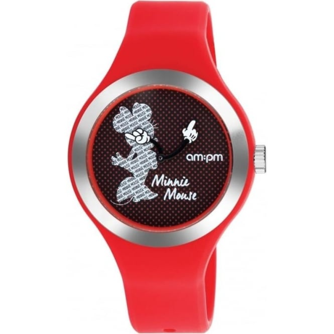 AM:PM Disney 'Minnie Mouse' Watch DP155-U354