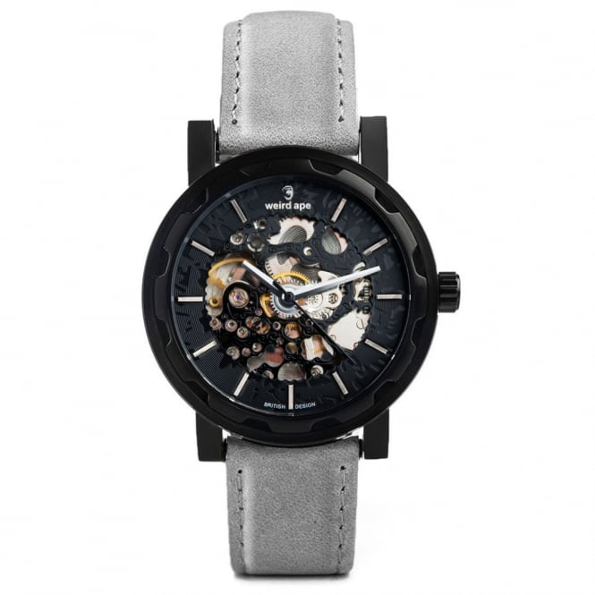Weird Ape Kolt All Black Slate Grey Watch WA02-005560