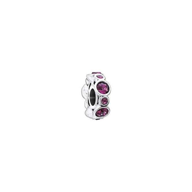 Chamilia Birthstone Jewels February Charm - 2025-1030