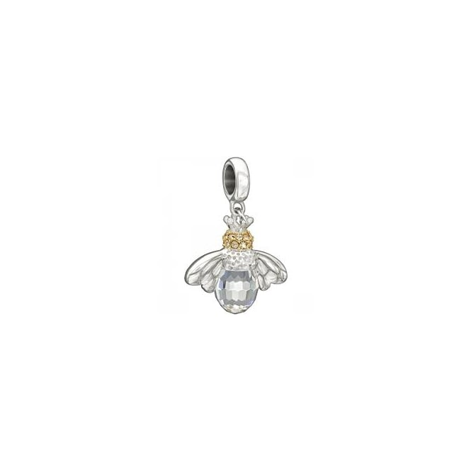 Chamilia Good to Bee Queen Charm 2025-1099