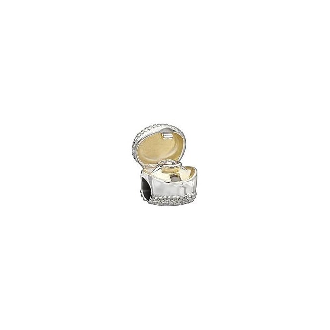 Chamilia I Do Ring Box Bead 2025-1102