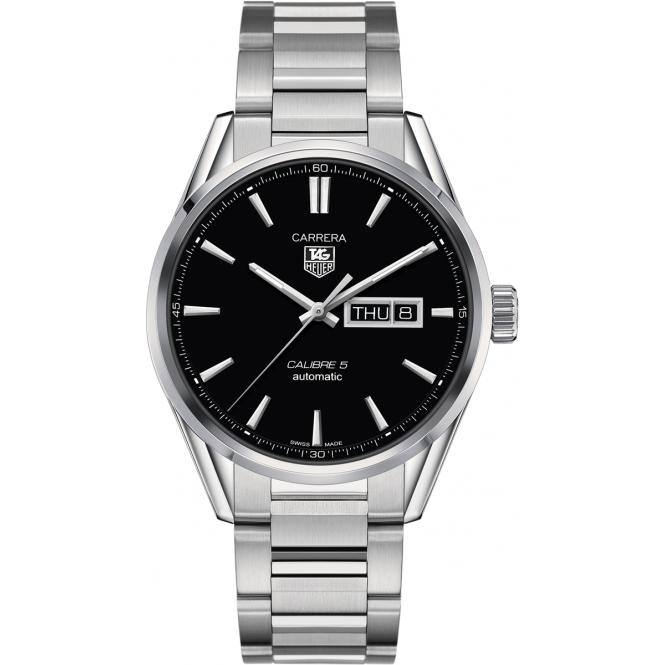 Tag Heuer Men's Carrera Automatic Stainless Steel WAR201A-BA0723