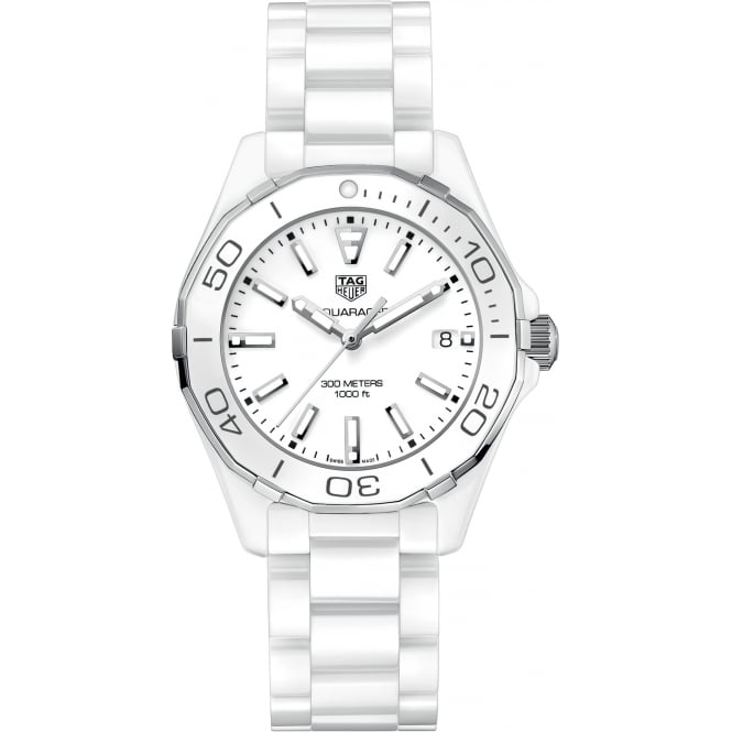 Tag Heuer Aquaracer Ceramic Ladies Watch WAY1391.BH0717