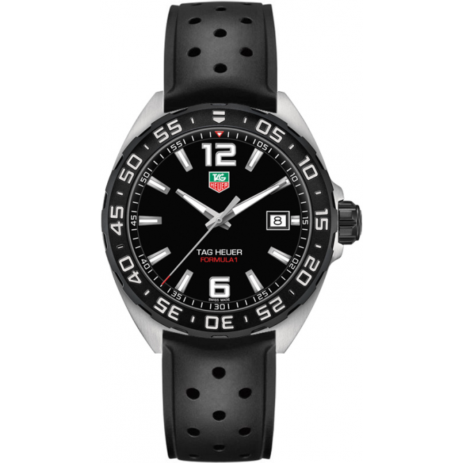 Tag Heuer Formula 1 Mens Watch WAZ1110.FT8023