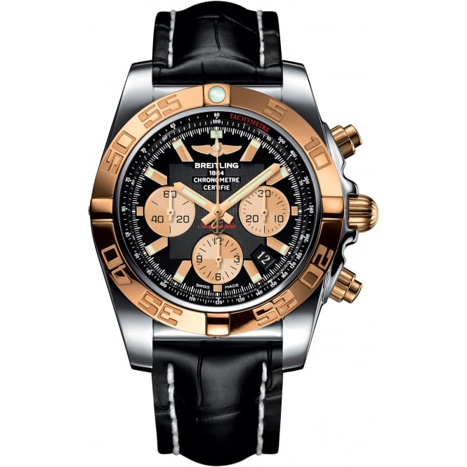 Breitling Mens Chronomat 44 Watch - CB011012/B968