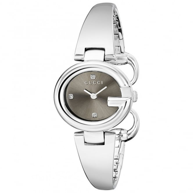 Gucci Timepieces Womens Guccissima Watch YA134506