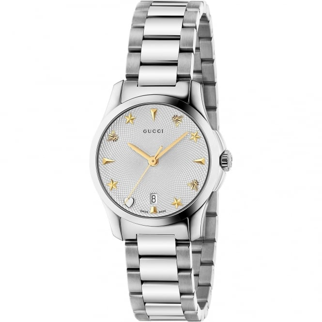 Gucci Timepieces Ladies Timeless Watch YA126572