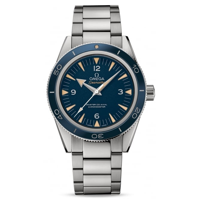 Omega Men's SEAMASTER 300 OMEGA MASTER CO-AXIAL 41 MM 233.90.41.21.03.001