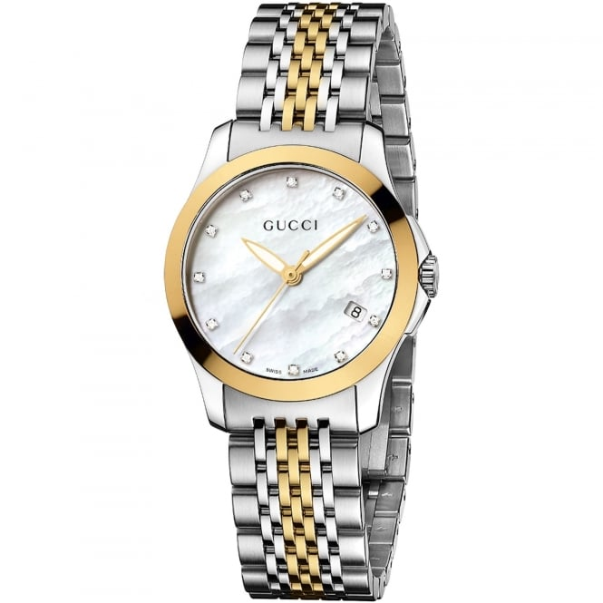 Gucci Timepieces Ladies G-Timeless Watch YA126513