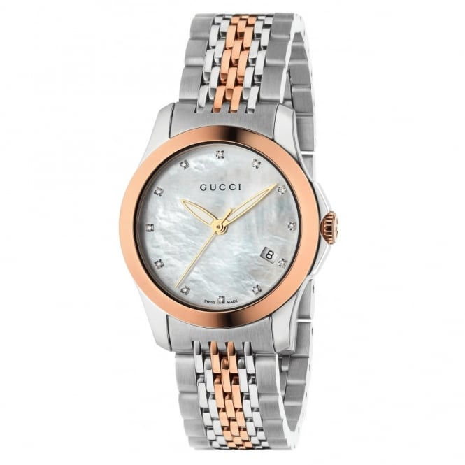 Gucci Timepieces Ladies G-Timeless Watch YA126514