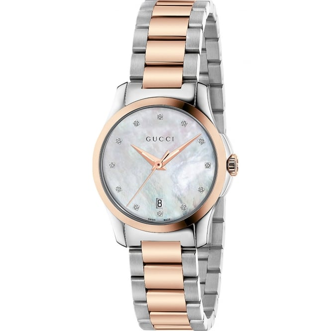 Gucci Timepieces Ladies G-Timelees Watch YA126544