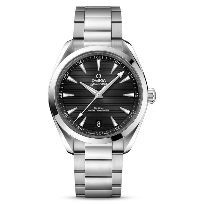 Omega Men's AQUA TERRA 150M OMEGA CO-AXIAL MASTER CHRONOMETER 41 MM 220.10.41.21.01.001