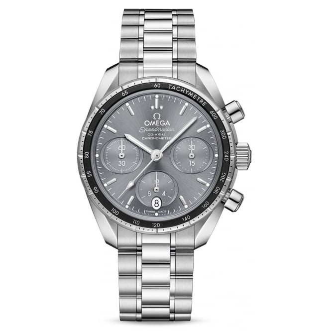 Omega Men's SPEEDMASTER 38 CO-AXIAL CHRONOGRAPH 38 MM 324.30.38.50.06.001