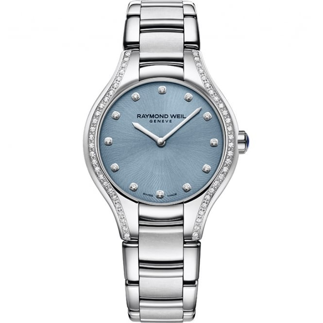 Raymond Weil Ladies Noemia Diamond Set Watch 5132-STS-50081