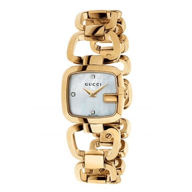 Gucci Timepieces Ladies G-Gucci Watch YA125513