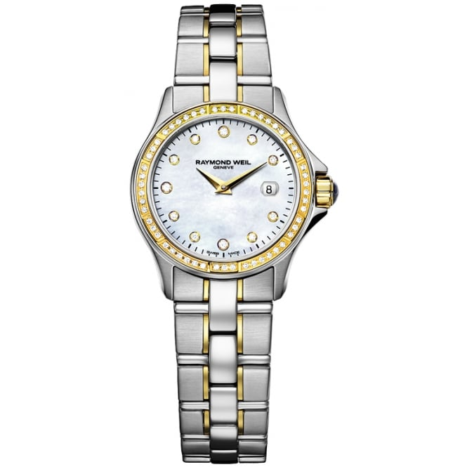 Raymond Weil Ladies Parsifal Watch 9460-SGS-97081