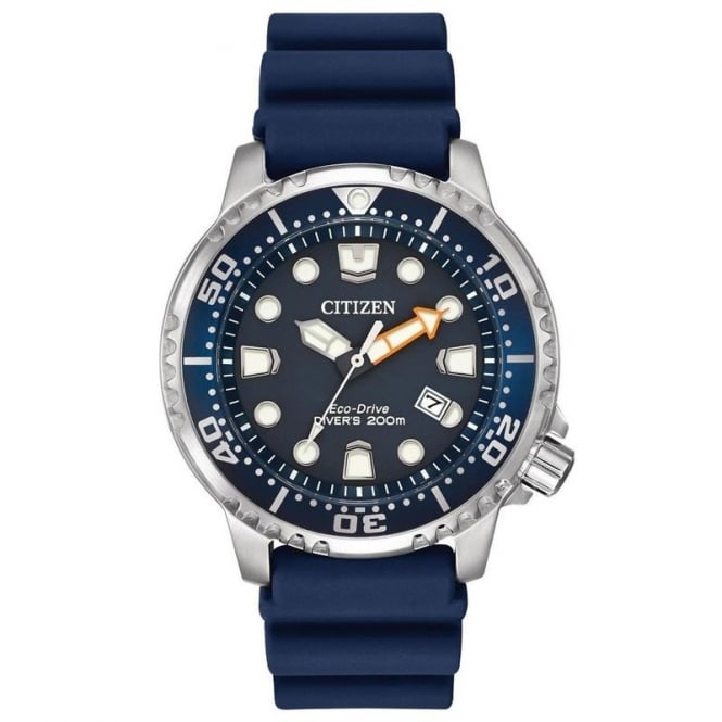 Citizen Mens Promaster Divers Watch - BN0151-09L