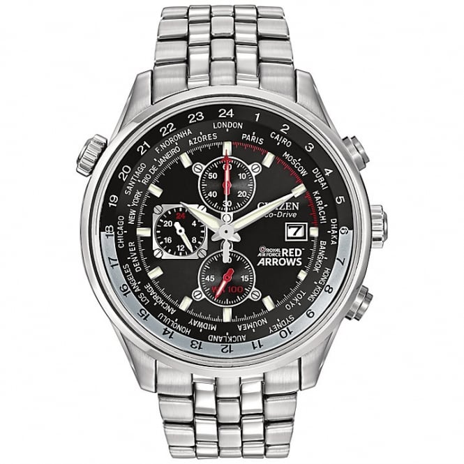 Citizen Mens Special Edition Red Arrows Watch CA0080-54E