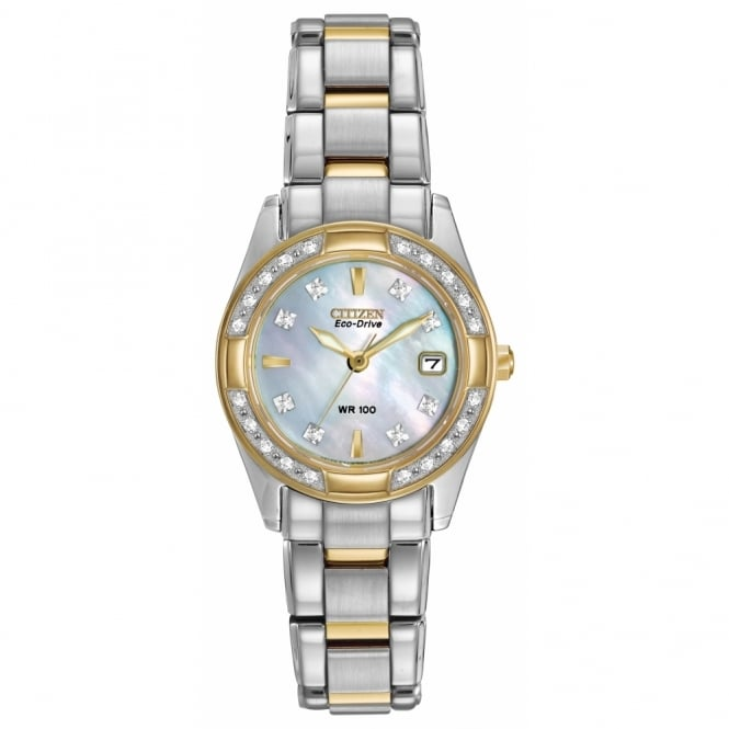 Citizen Ladies Eco-Drive Watch EW1824-57D