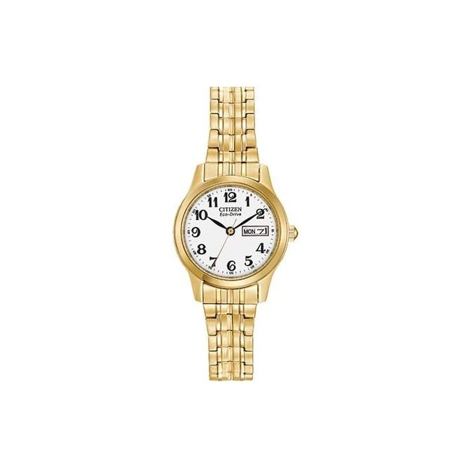Citizen Ladies Eco-Drive Watch EW3152-95A