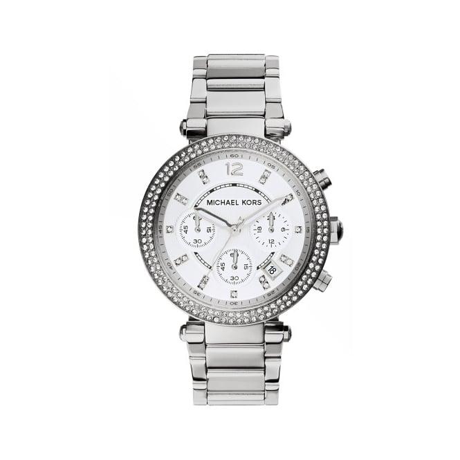 ada49246f274 Ladies Michael Kors Parker Chronograph Watch MK5353
