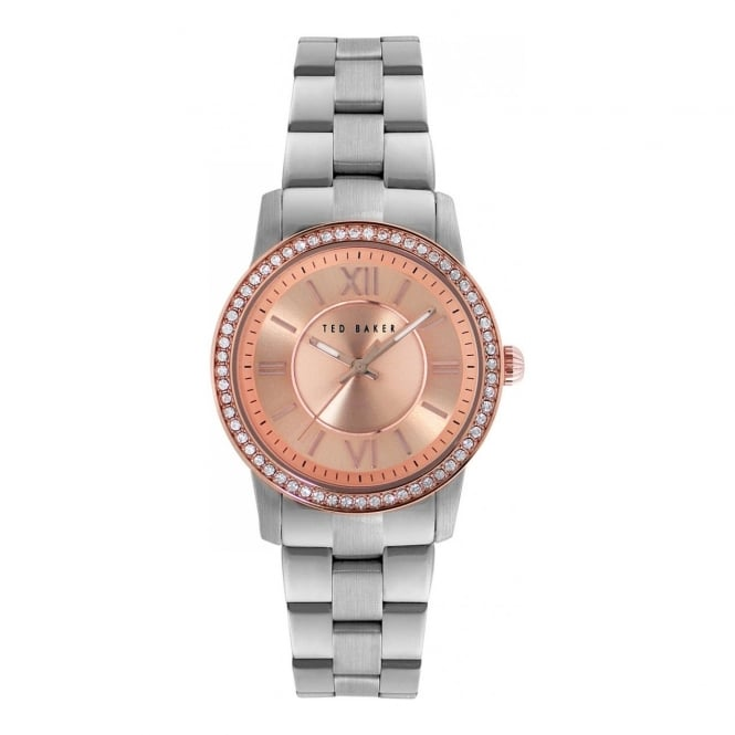 Ted Baker Ex-Display Ladies Stainless Steel Watch TE4097
