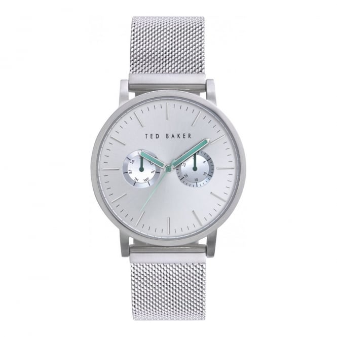 Ted Baker Ex-Display Stainless Steel Watch. TE3037