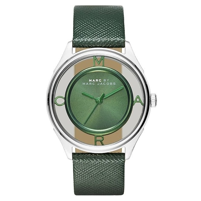 Marc By Marc Jacobs Ex-Display Ladies Teather Watch. MBM1378