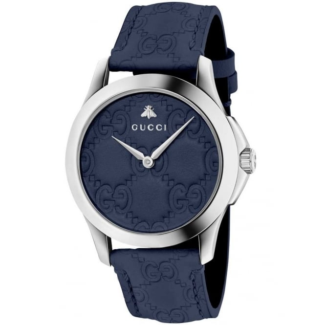 Gucci Timepieces Ladies G-Timeless Signature Watch. YA1264032