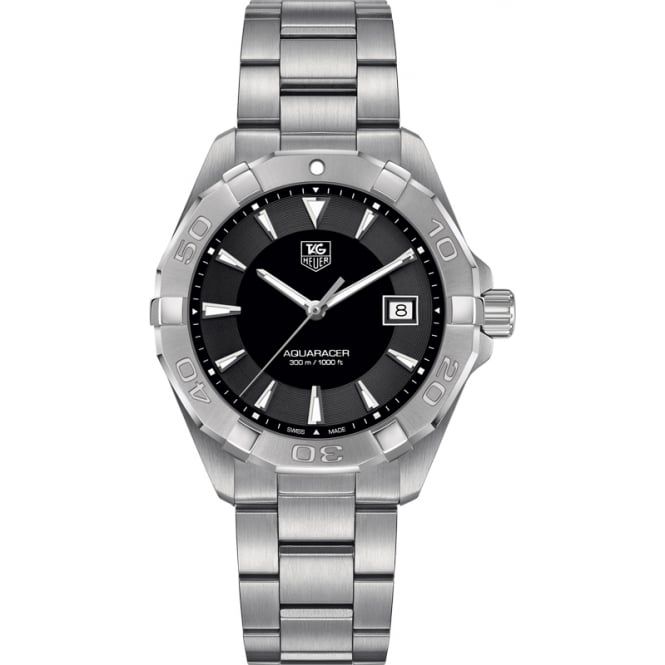 Tag Heuer Men's Stainless Steel Aquaracer Watch. WAY1110.BA0928