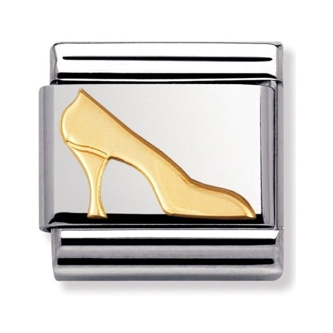 Nomination Classic Gold High Heel Charm - 03010908