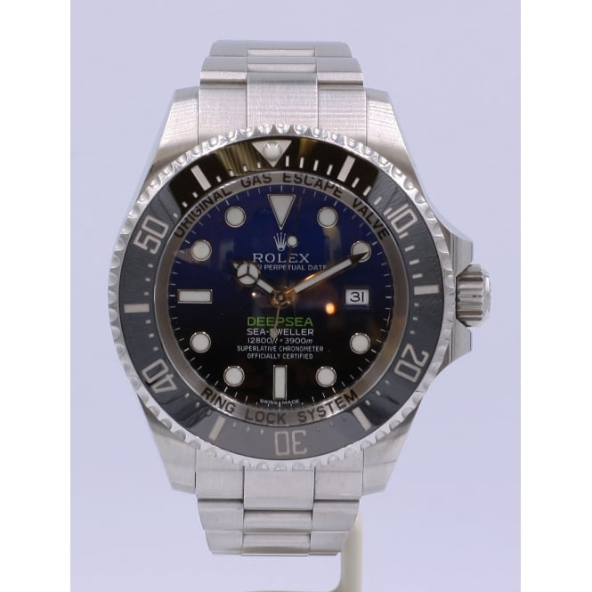 Pre-Owned Rolex Men's Stainless Steel Deepsea Watch. 116660