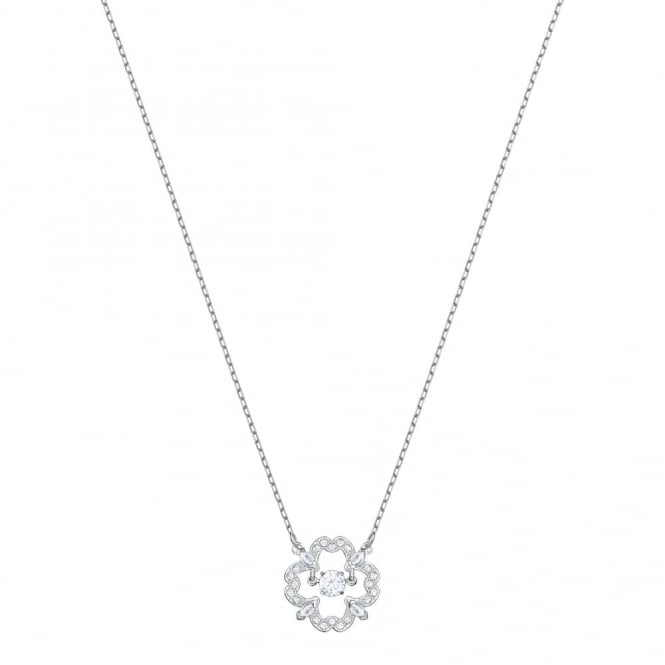 Swarovski Sparkling Flower Necklace - 5392759