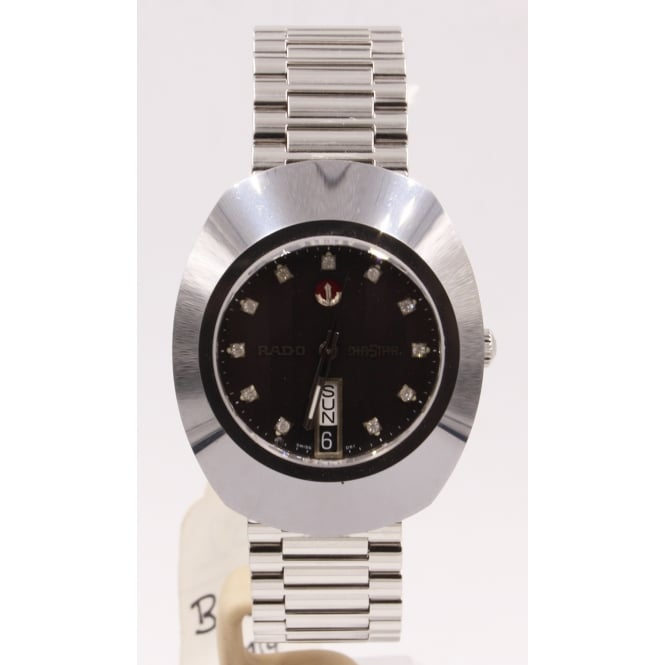 Pre-Owned Rado Men's Vintage DiaStar Day Date Watch