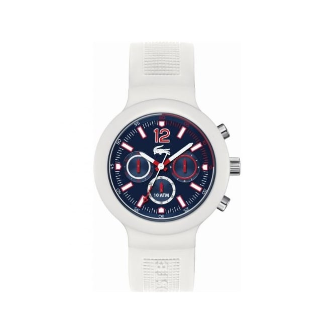 Lacoste Mens 'Borneo' Chronograph Watch 2010705