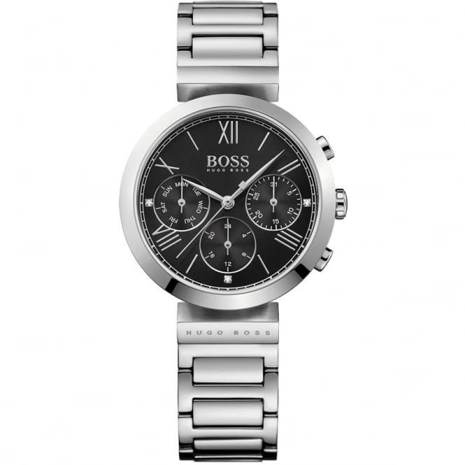 31ddc1a94150 Hugo Boss Ladies Stainless Steel Classic Sport Watch. 1502398 - Hugo ...