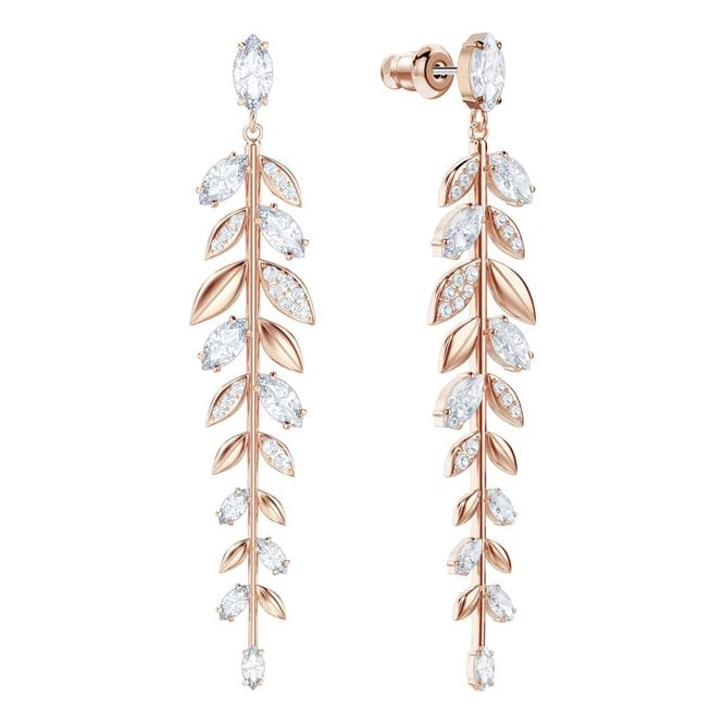 ee271b9c36e9a5 Swarovski MAYFLY PIERCED EARRINGS