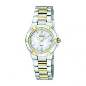 Citizen Ladies Eco-Drive Watch EW1534-57D