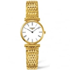 Longines Ladies Gold Plated La Grande Classique