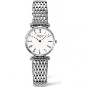 Longines Ladies Stainless Steel La Grande Classique
