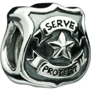 Chamilia Serve and Protect Charm 2010-3016