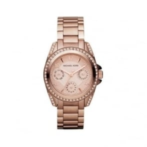 Michael Kors Ladies Blair Chronograph Watch MK5613